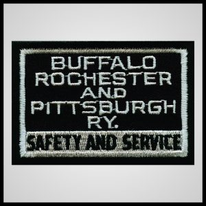 Buffalo Rochester and Pittsburgh Railway