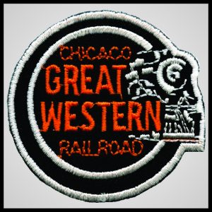 Chicago Great Western Railroad - Engine Logo