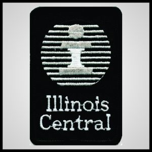 Illinois Central Railroad - Rectangle Herald