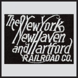 New York, New Haven and Hartford Railroad - Black Herald