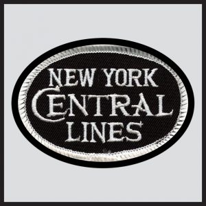 New York Central Lines - Black Herald