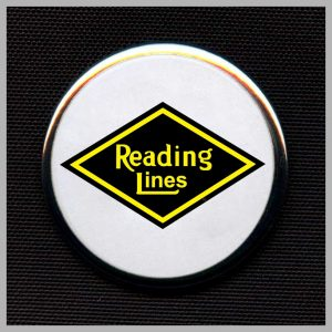 Reading Lines - Yellow Herald