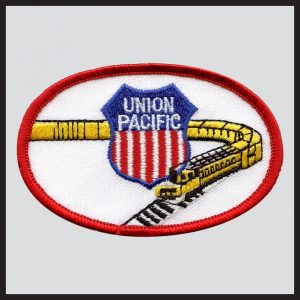 Union Pacific - Oval Engine Herald