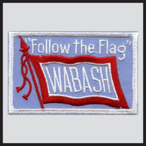 Wabash Railroad - Blue Herald